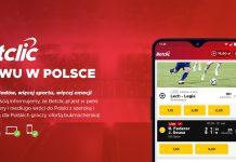 BetClic kod bonusowy w Polsce
