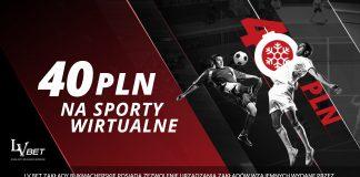 Bonus LvBET na Wirtualne Sporty online!