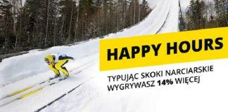 W Fortunie Happy Hours na skoki narciarskie!